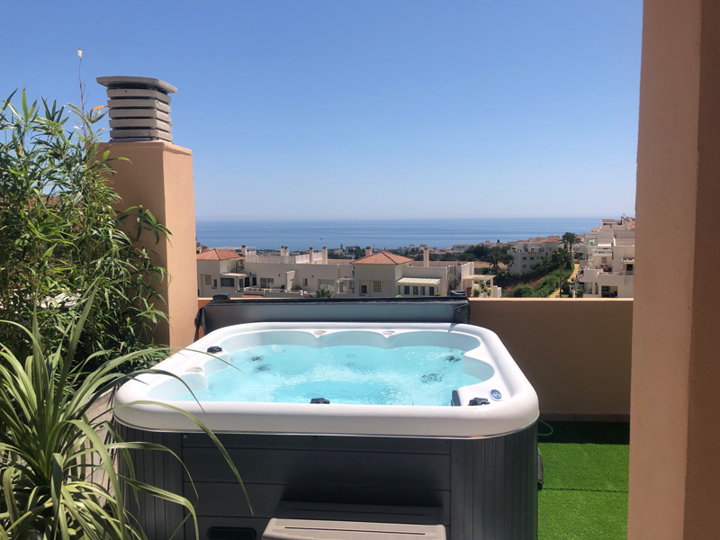 Luxurious penthouse Marbella